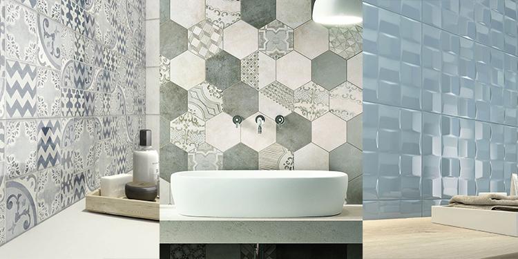 Pottery: rivestimento lucido per bagni e cucine - Bosio Commerciale